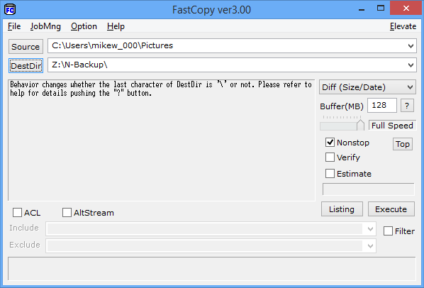 FastCopy 3 84 free download - Software reviews, downloads
