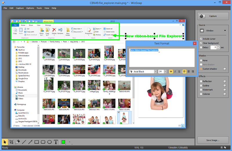 WinSnap 5.2.8 free download - Software reviews, downloads, news, free trials, freeware and full commercial software - Downloadcrew