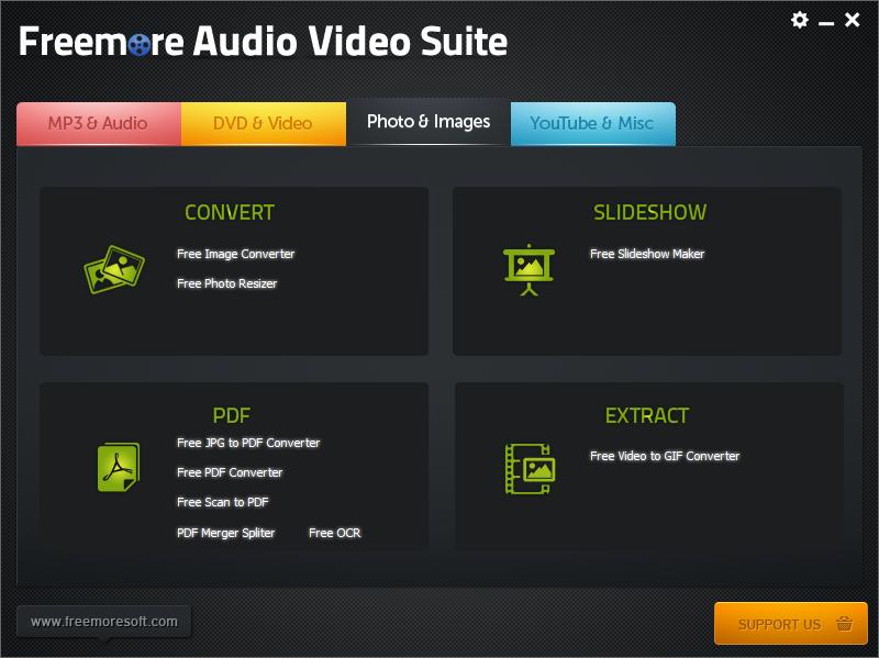 audio video download