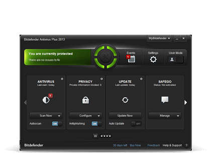 Bitdefender Antivirus Plus 2013 [1-PC, 1-YR]