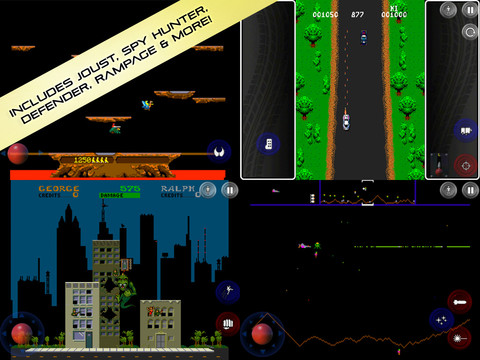 Midway Arcade 1 8 free download - Software reviews