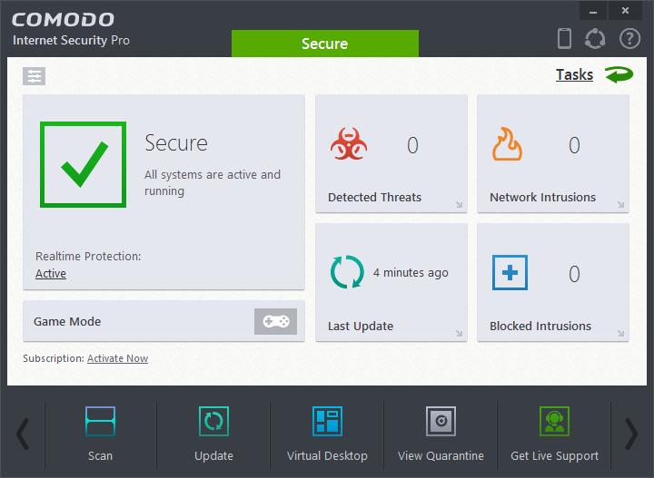 comodo internet security 64 bit windows 7 free