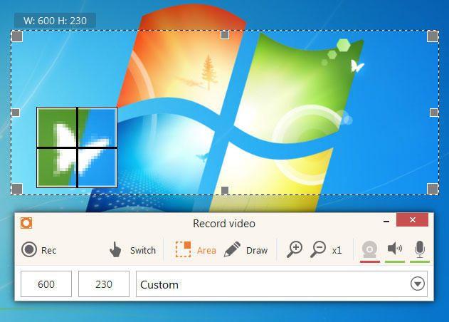 Icecream Screen Recorder 5 92 Free Download Software Reviews