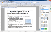 OpenOffice 4.1.1