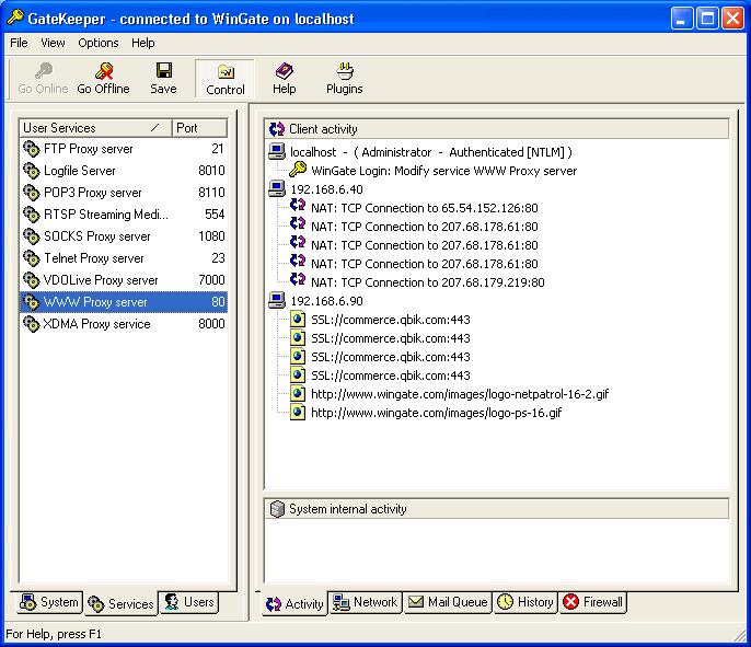 logiciel wingate