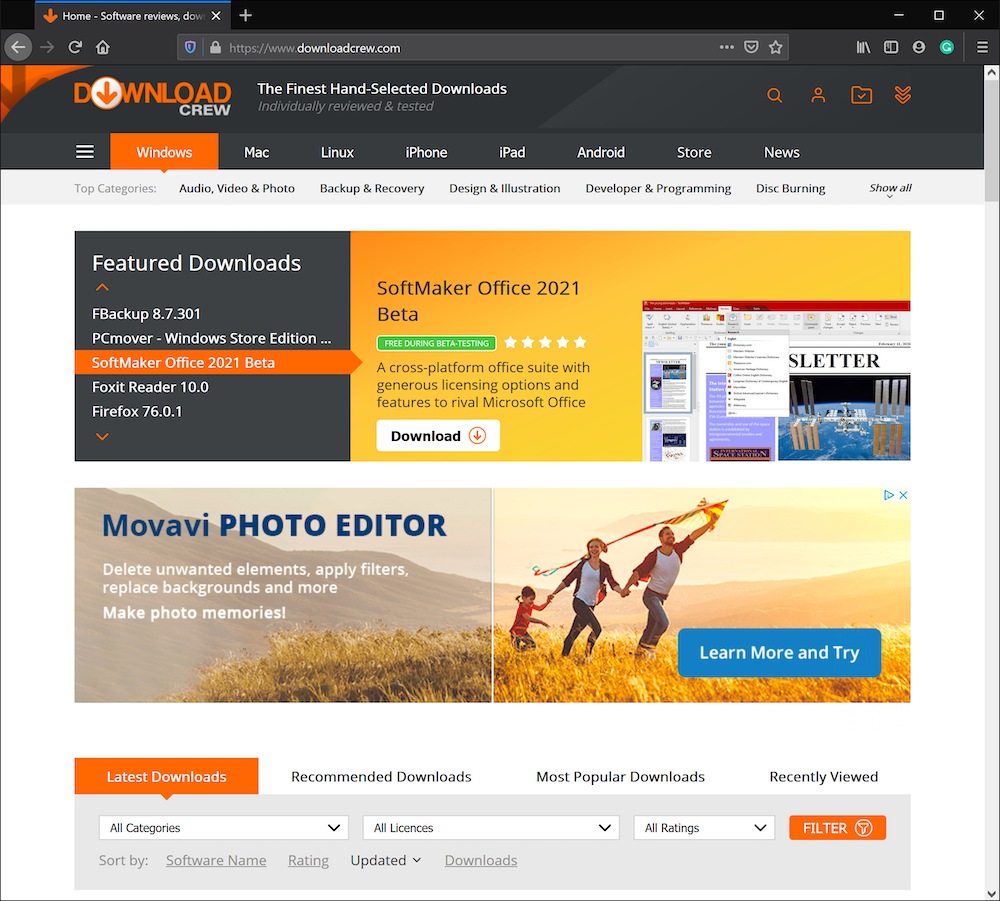 Firefox 69 0 FINAL free download - Software reviews