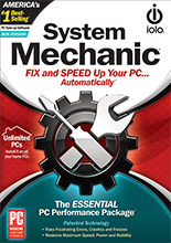 Iolo System Mechanic Free License