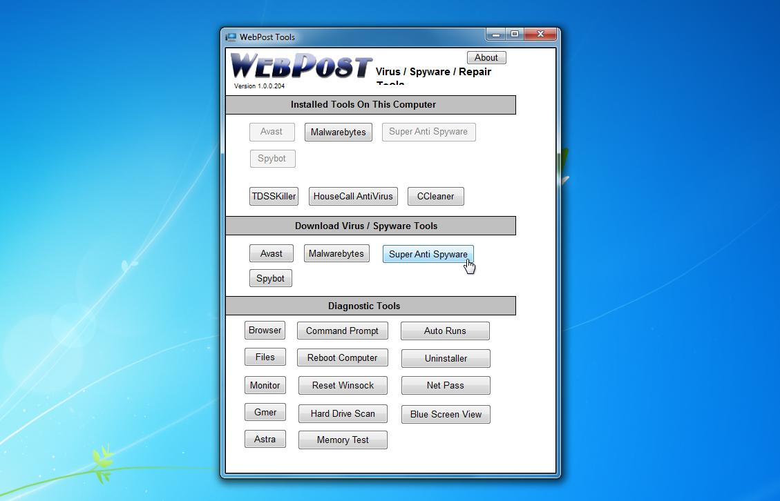 Webpost Tools 1 0 0 204 Free Download Software Reviews