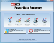 Power Data Recovery Free Edition 6.5