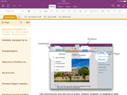 Microsoft OneNote for iOS