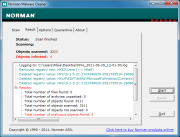 Norman Malware Cleaner 2.08.08