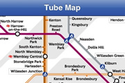 Tube Map for iPhone