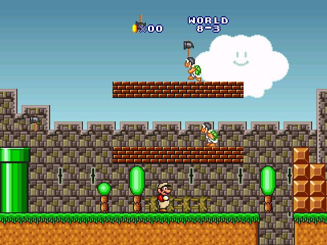 Super Mario Bros Java 1 5 free download - Software reviews