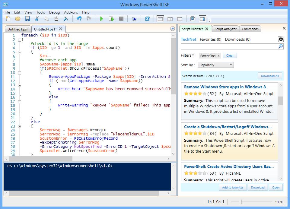 Microsoft Script Browser 1 4 free download - Software reviews