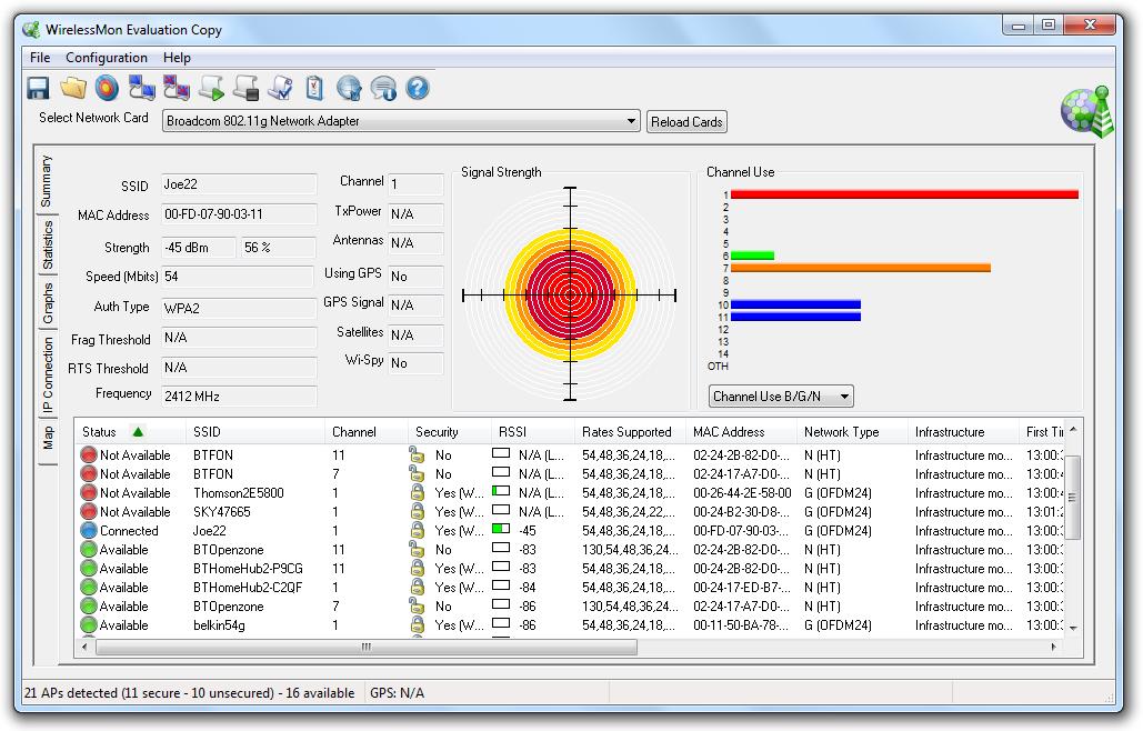 wirelessmon 4.0 build 1009