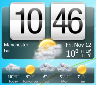 Download free weather software for my desktop on windows pc.