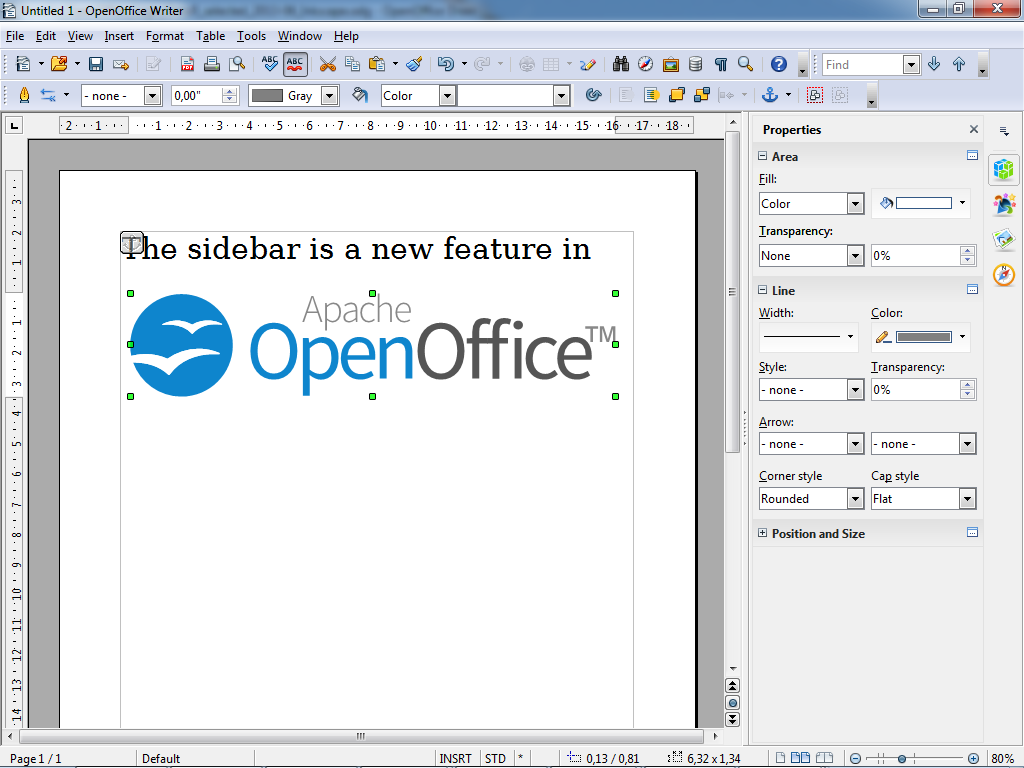 Apache openoffice portable 4 1 5 free download downloads - Open office free download for windows 8 ...