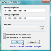 AxCrypt 1.7
