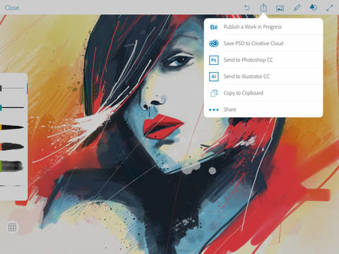 Adobe Photoshop Sketch 3 1 1 Free Download Software
