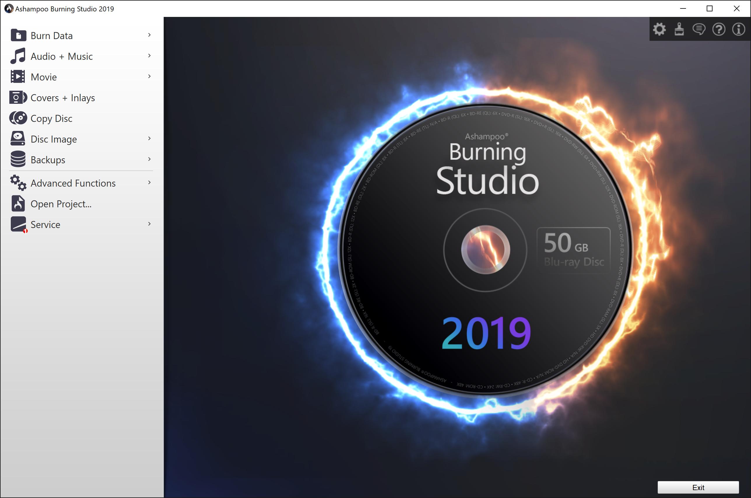 ashampoo burning studio download windows 10