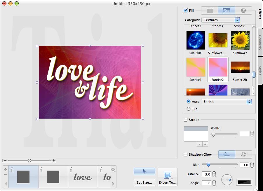 Art Text 2.5 free download - Software reviews, downloads ...