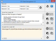 CTI Text Encryption 6.0.1