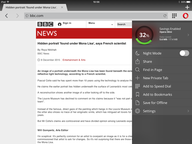 opera mini app download for pc