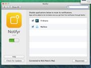 Notifyr for Mac 1.0.4