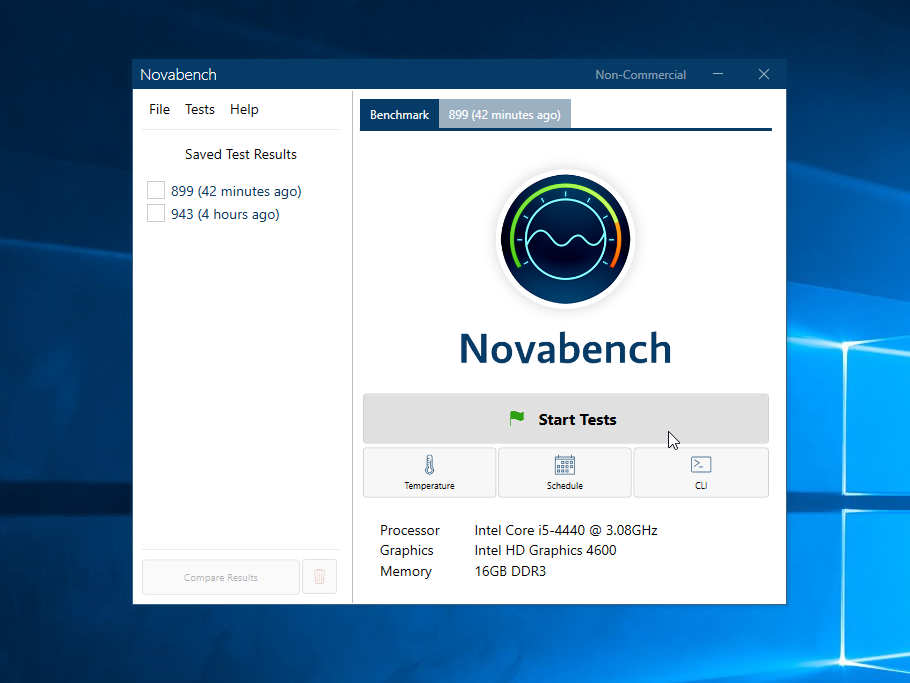 Delightful Nova Bench Download Part - 6: Benchmark Your PCu0027s Core Specs With Novabench