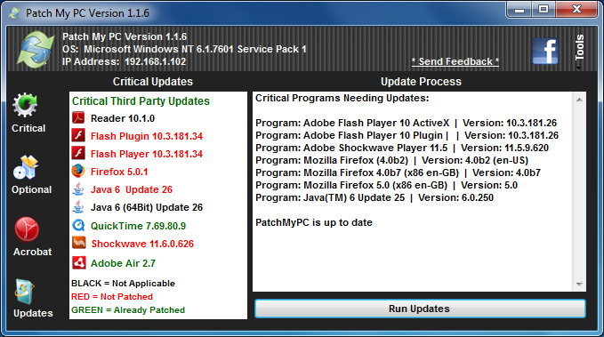 Patch My PC 4.0.1.4 free download - Software reviews