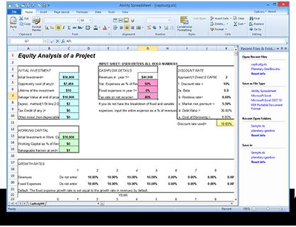 Ability Office 6 – 文档办公软件[Windows][$39.99→0]丨反斗限免