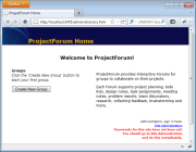 ProjectForum