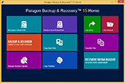 Paragon Backup & Recovery 15