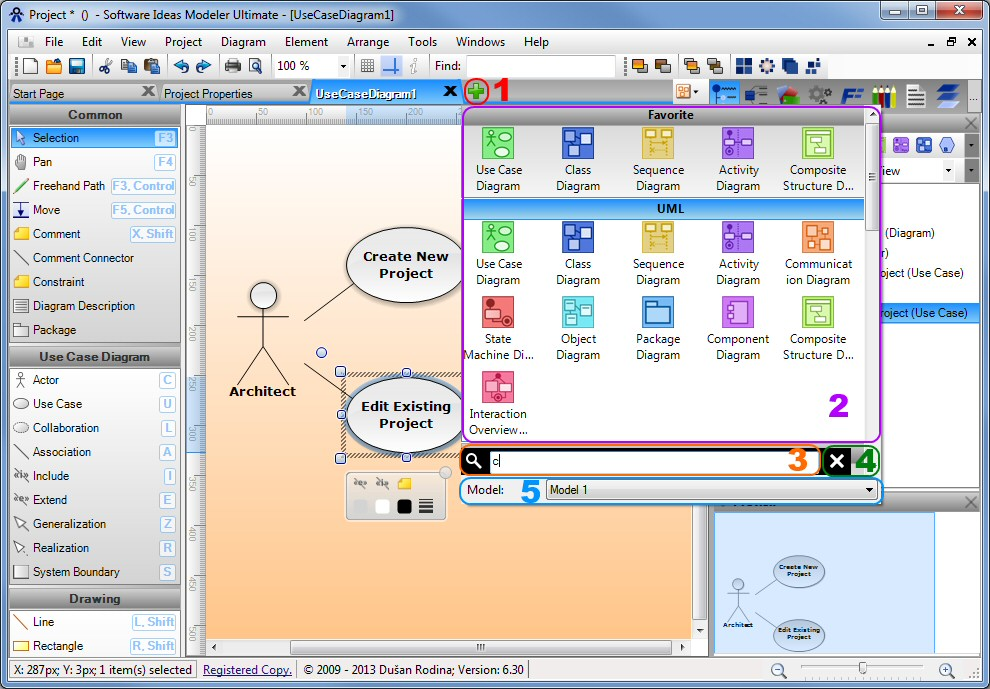 Software ideas modeler standard 1066 free download software a flowchart uml and diagram creator ccuart Images