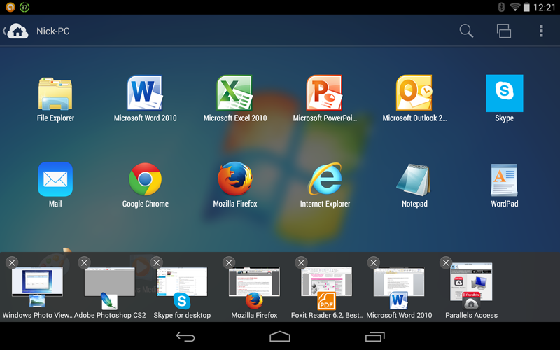 Parallels Access For Android Free Download Software