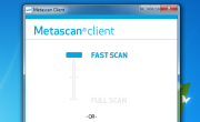 Metascan Client 3.0.1.17417