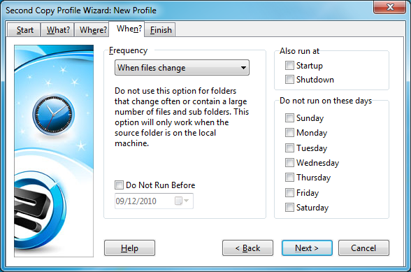 Second Copy 8 Back Up & Windows 10 - Microsoft Community