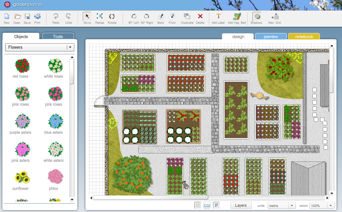 Garden Planner 3 7 48 Free Download Software Reviews Downloads News Free Trials Freeware And Full Commercial Software Downloadcrew