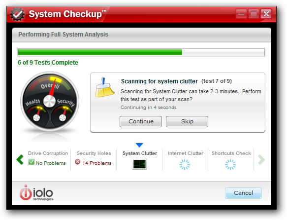 iolo recovery free download