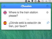 iTranslate for Mac 1.0