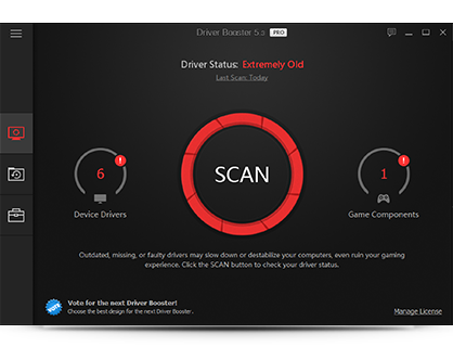 IObit Driver Booster 5 PRO
