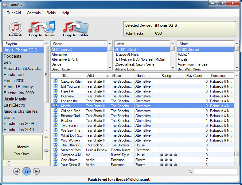 tuneaid pc