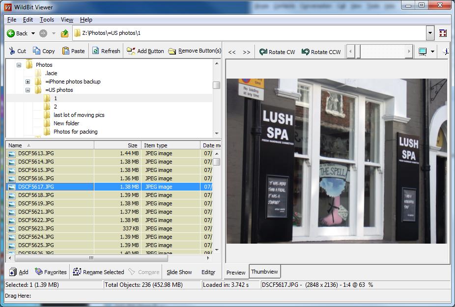 WildBit Viewer 6 5 free download - Software reviews