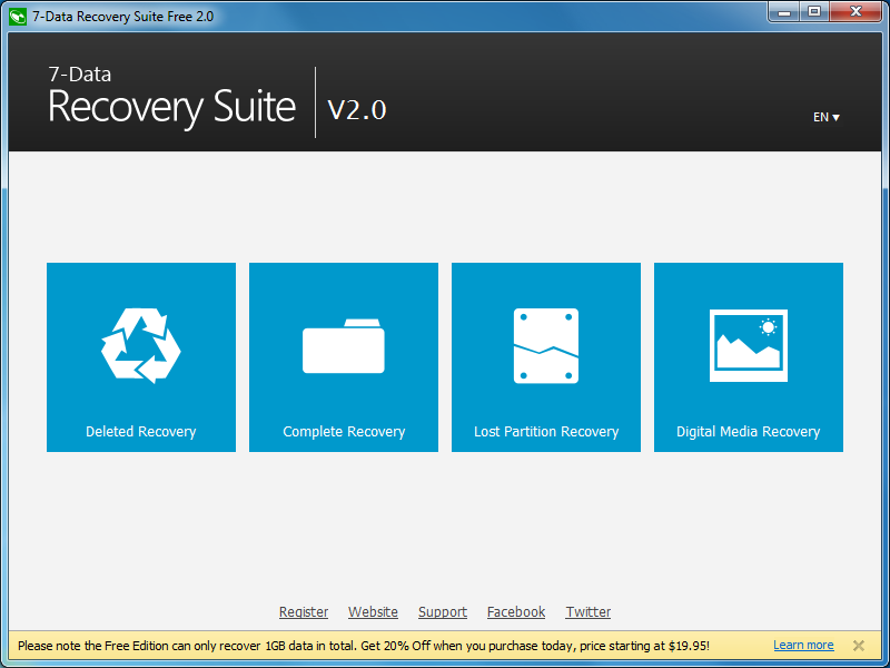 7 data recovery suite 3.4 full version free download