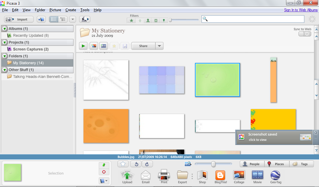 Picasa windows 7 64 bit