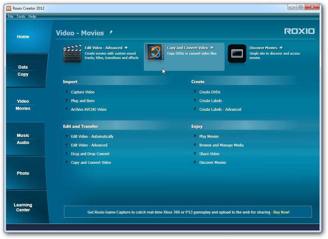 Roxio easy media creator 2012 free download | Roxio Easy