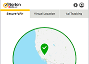 Norton Secure VPN for iOS 3.0.1