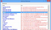 Antivirus Remover 2.35