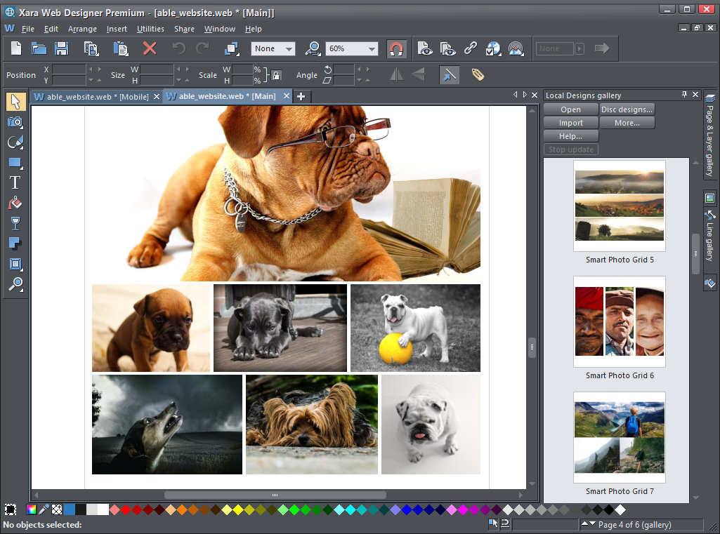 Xara Web Designer Premium 365 V12 6 1 Free Download Software Reviews Downloads News Free Trials Freeware And Full Commercial Software Downloadcrew