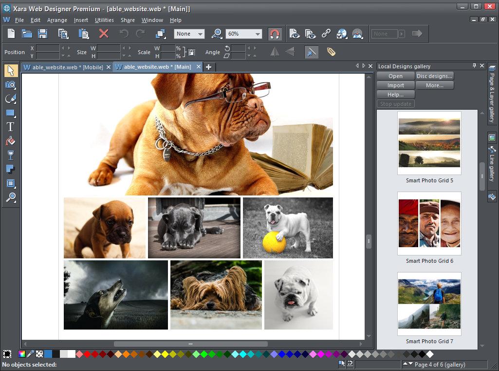 free web design software for windows 7